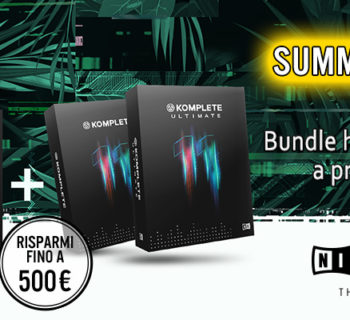 Summer of Sound le offerte di native instruments