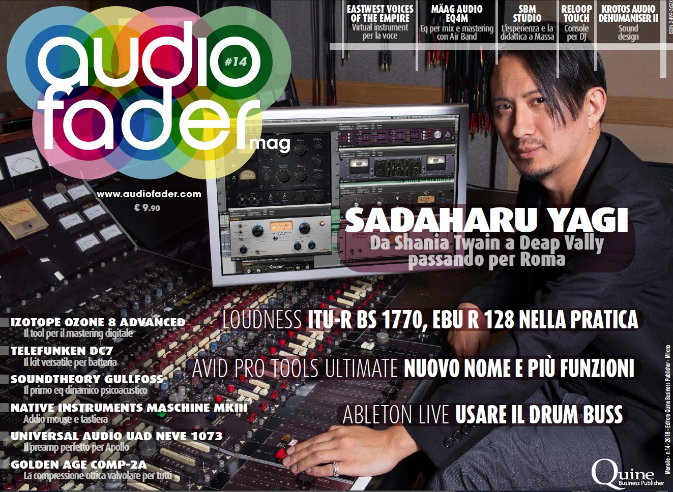 Audiofader #14