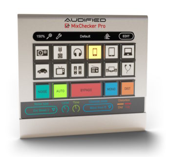 Audified MixChecker Pro plugin audio mix virtual
