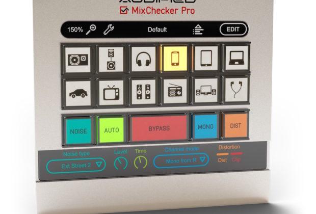 Audified MixChecker Pro plugin audio mix virtual