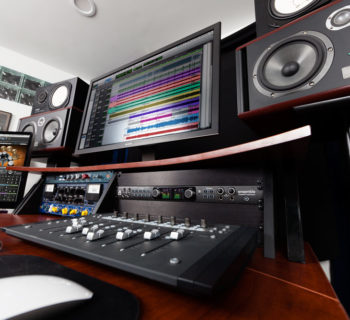 interfaccia audio pro studio