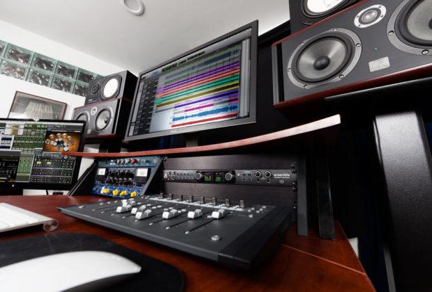 interfaccia audio pro studio