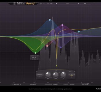 iPad app mix eq