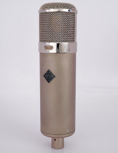 microfono vintage U47
