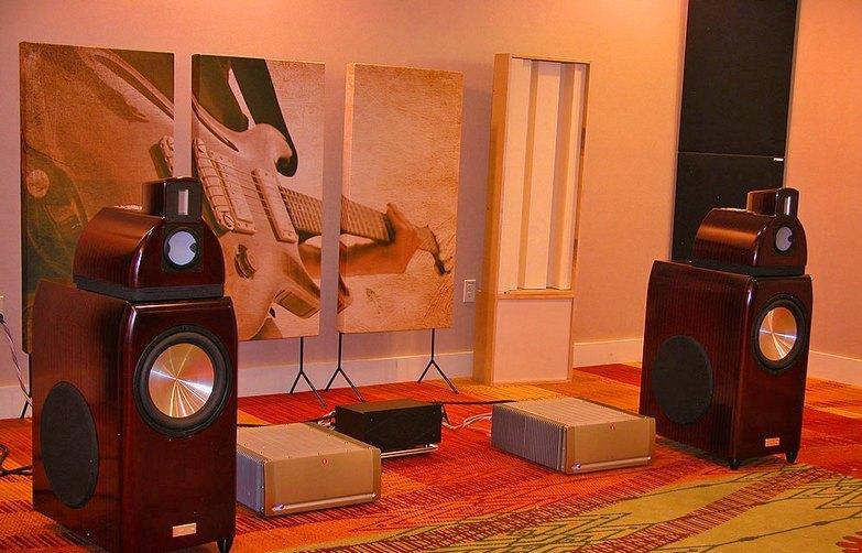 Gik Acoustic italia kit bass trap alpha tri trap audiofader