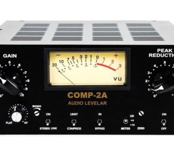 Golden age comp 2a comp hardware outboard