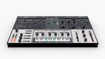 synth virtual bass
