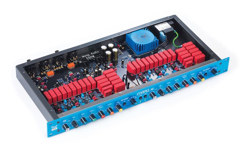 outboard analog eq