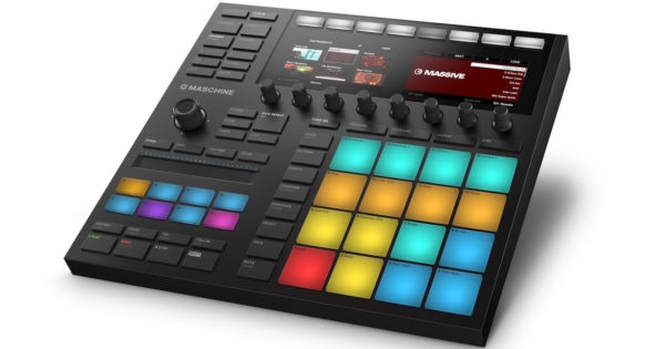 Native Instruments Maschine mkIII controller MIDI