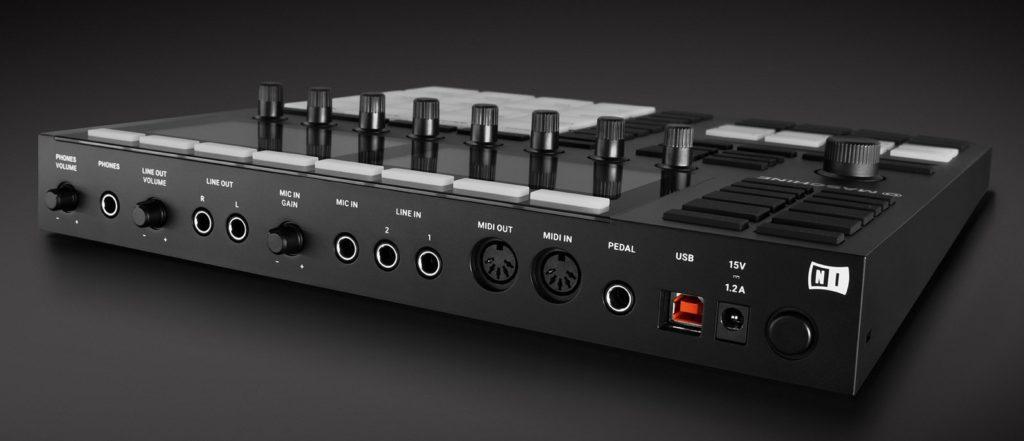 Native Instruments Maschine mkIII controller MIDI
