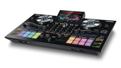 reloop touch console DJ