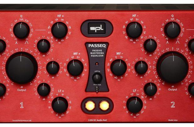 SPL Passeq equalizzatore passivo