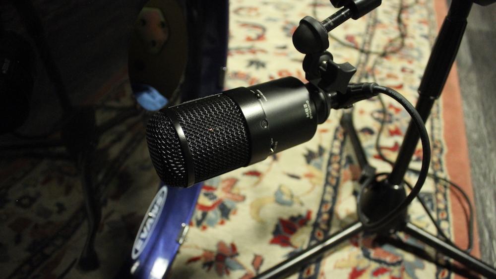 mic drums