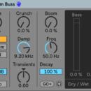 tutorial ableton live 10 drum bus
