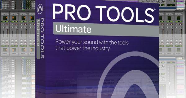 Avid Pro Tools Ultimate daw virtual software plugin audio mix mastering record
