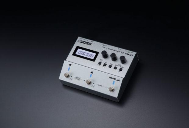 Boss VE-500 voce effetto pedaliera pedale chitarra stomp