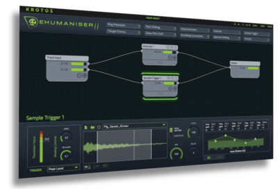 Krotos Audio Dehumaniser plugin audio sound design