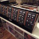 Moog Moogerfooger pedali effetti midiware
