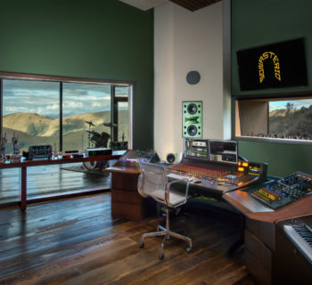 Sonastério studio mix record brasil analog