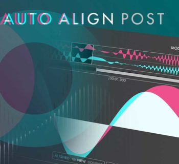Soundradix autoalign post plugin post produzione virtual