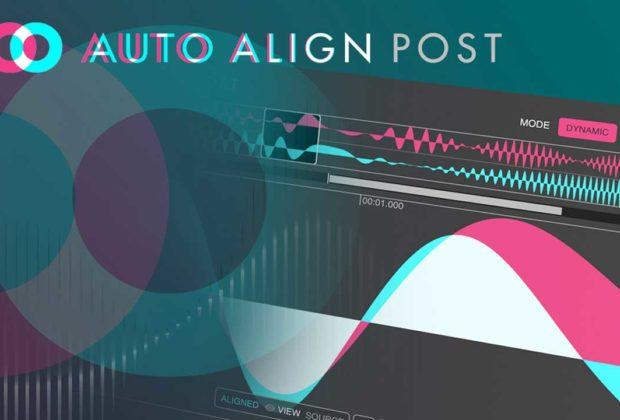 Soundradix autoalign post plugin post produzione virtual