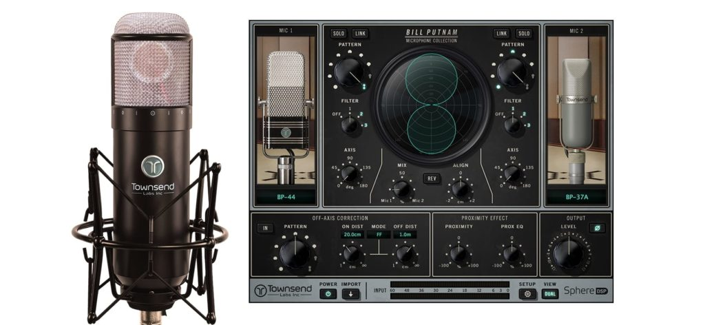 uad universal audio plugin itb mic bill putnam collection
