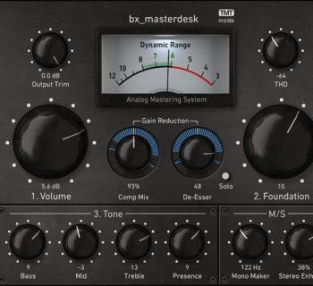 virtual masterdesk brainworx uad universal audio plugin mastering itb