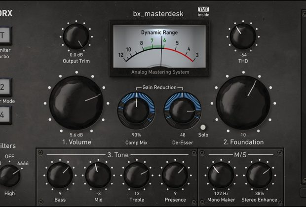 virtual masterdesk brainworx uad universal audio plugin mastering itb