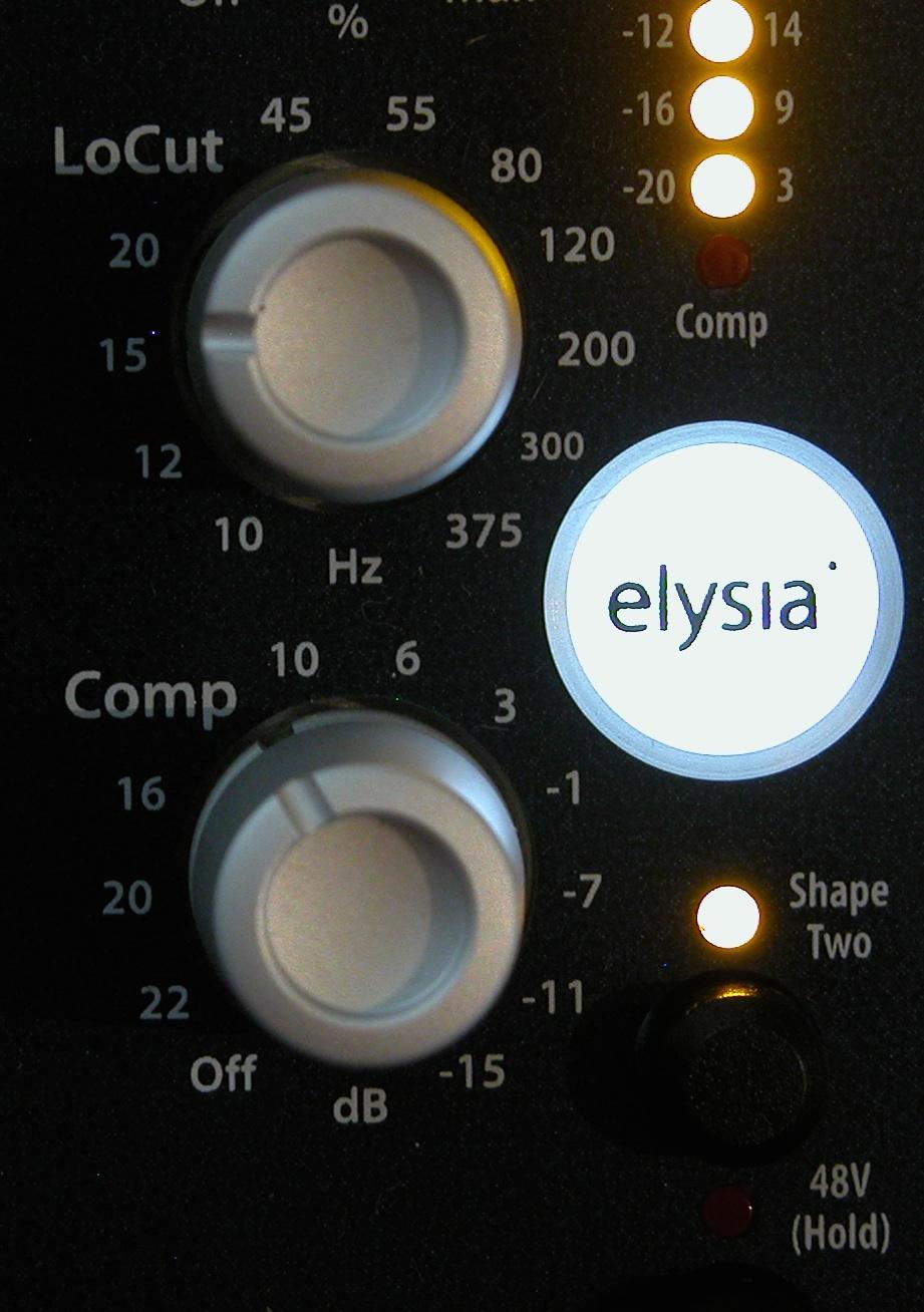 skulptur 500, elysia, compressor