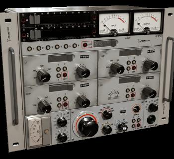 Acustica Audio Viridian Channelstrip virtual daw plug-in audio