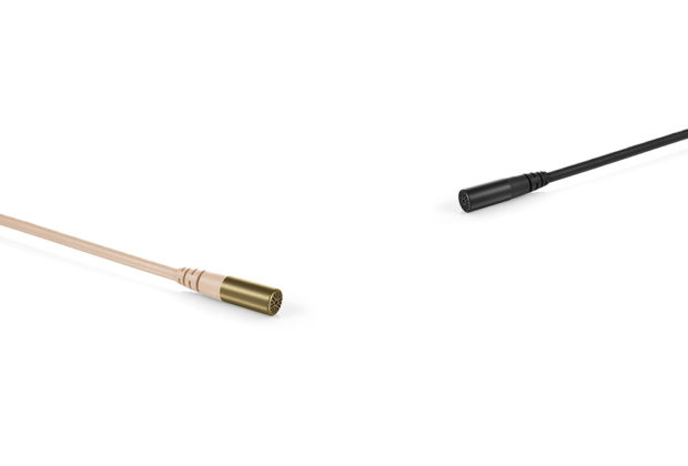DPA 6060 lavalier mic live
