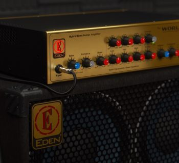 Eden WT800 plug-in audio bass amp