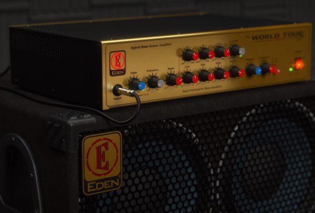 Eden WT800 plug-in audio bass amp
