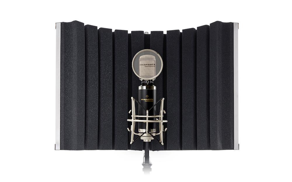 Marantz Sound Shield compact recording mic