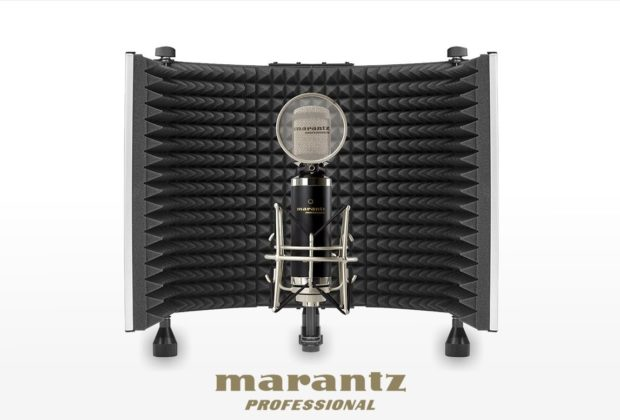 Marantz Sound Shield recording mic