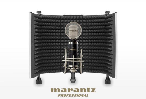 Marantz Sound Shield recording mic