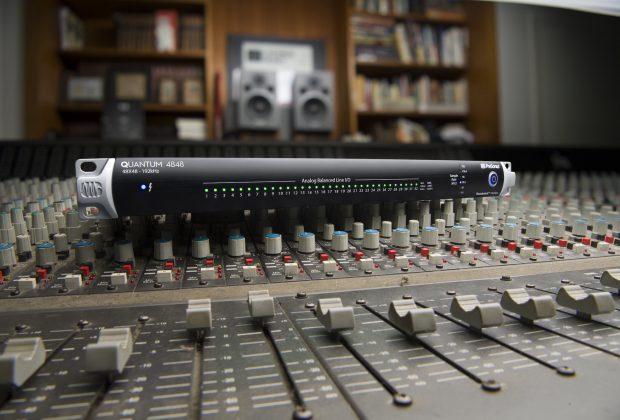 PreSonus Quantum 4848 audio interfaccia midi music