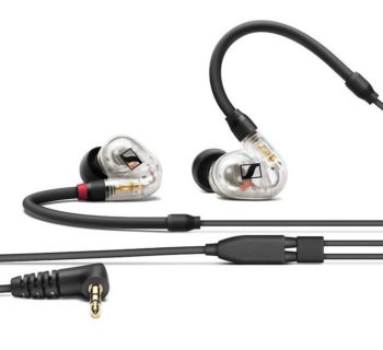 Sennheiser IE 40 Pro in ear monitor audio