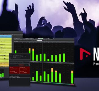 Steinberg Nuendo Live 2 software DAW record