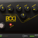TSE Audio Bass Overdrive virtual plugin audio daw
