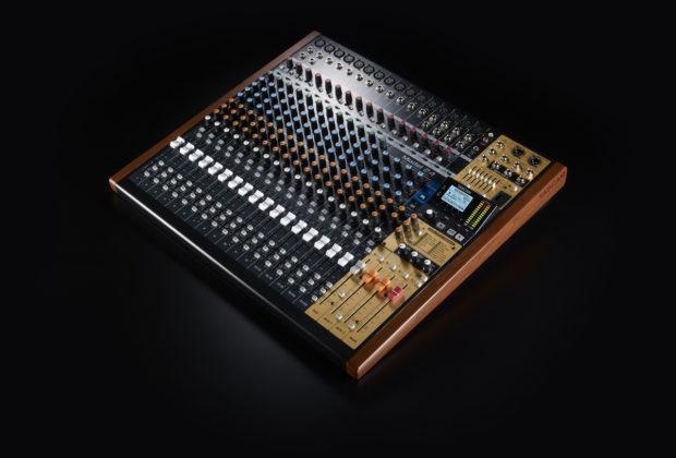 Tascam Model24 mixer live studio analog digital
