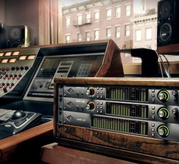 Universal Audio Apollo X uad processing hardware eko music group analog digital