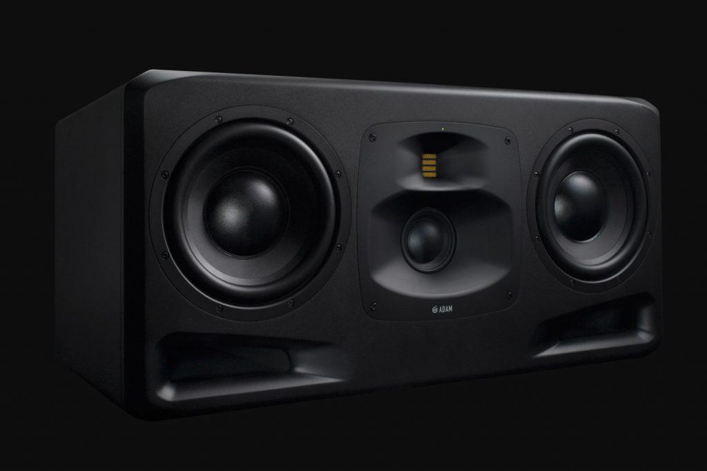 Marc Urselli Adam Audio S5H audiofader