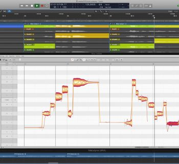 Celemony Melodyne ARA Logic virtual daw software integration