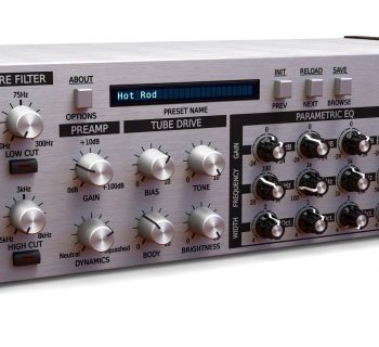 D16 Redoptor 2 plug-in audio distorsore daw
