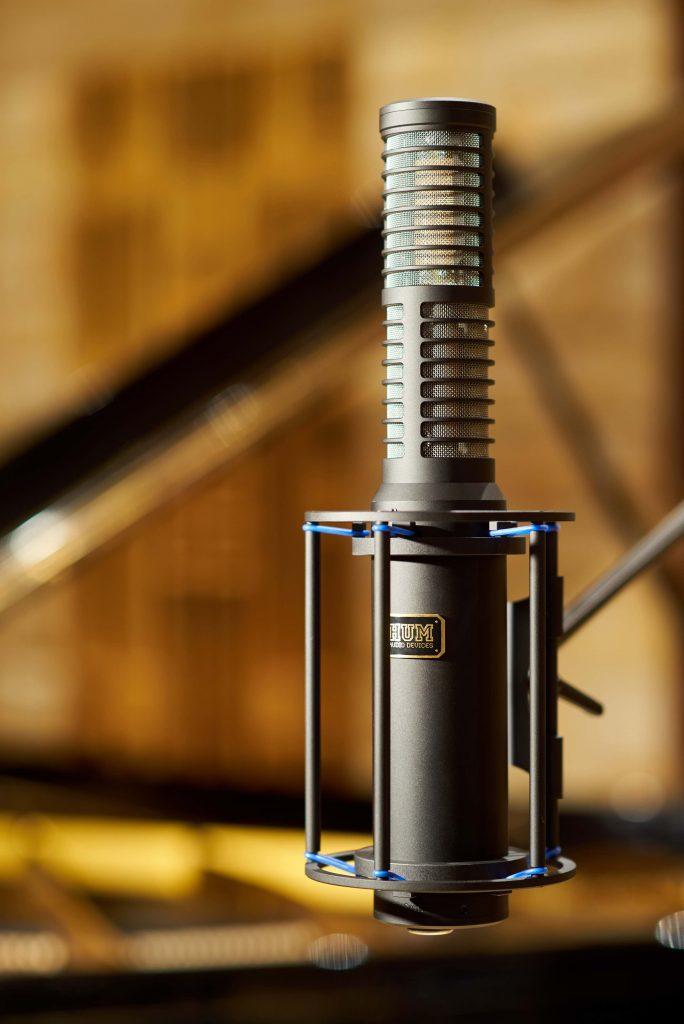 marc urselli HUMM Audio RS-2 audiofader