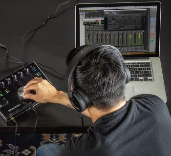 M-Audio 8x4M audio interfaccia soundwave rec