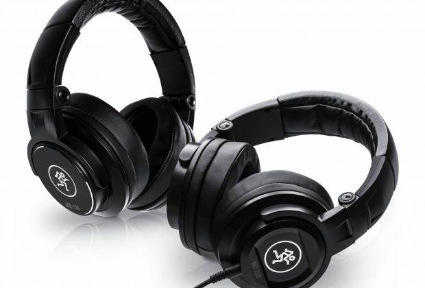 Mackie Mc Series headphones cuffie
