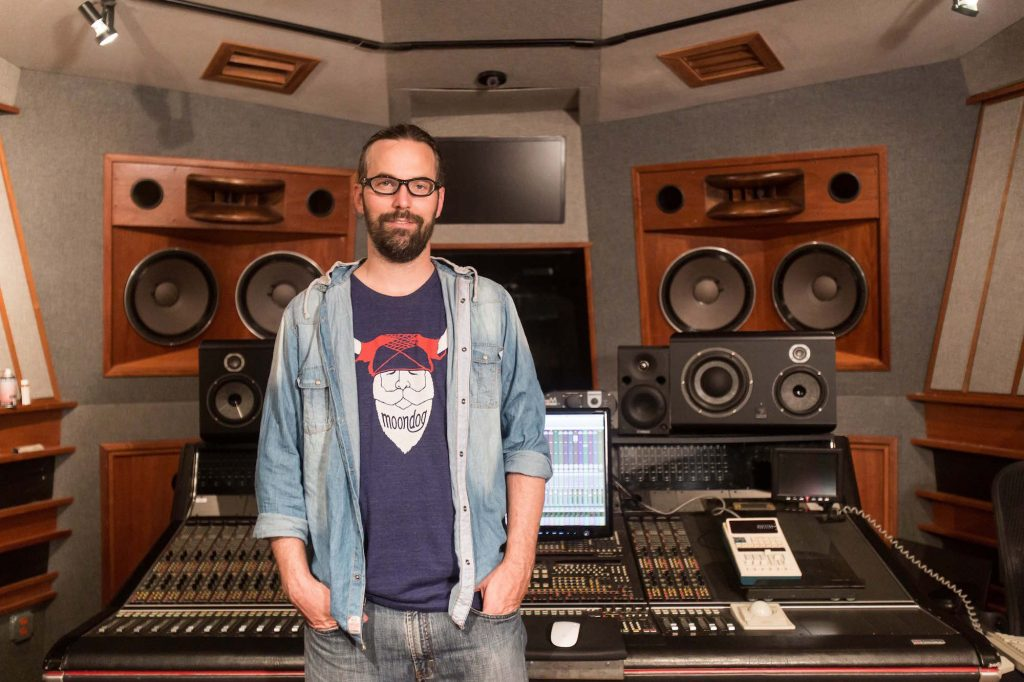 Marc Urselli interview opinion audiofader