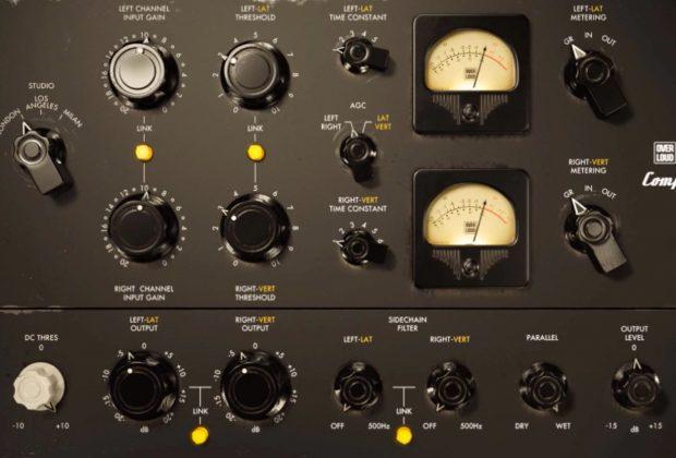Overloud Comp 670 plug-in audio daw virtual